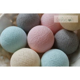 Cotton Balls - Powder, cottonovelove