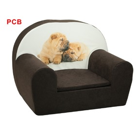 Doggie Children's Armchair - Various Colours, Fimex