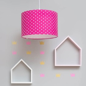 Shelf house pink