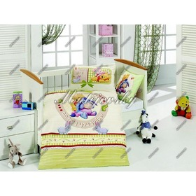 Bedding for children Winnie the Pooh and Eeyrone