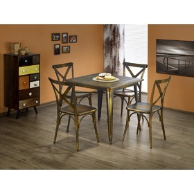 Magnum Dining Table - Square, Halmar