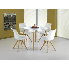 Socrates Dining Table - Square, Halmar