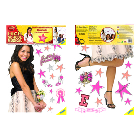 Envelope decoration to wall High School Musical 3 Gabriela, FunToSee
