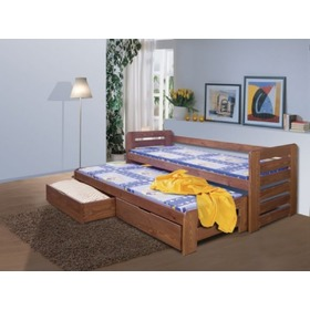 THOMAS Trundle Bed, Meblobed