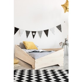 Children bed Box Modern, ADEKO STOLARNIA