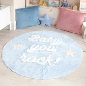 Children's carpet Baby, you rock!, Kidsconcept