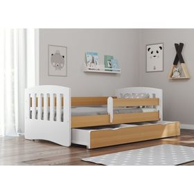 Children bed Classic - beechen decor, All Meble