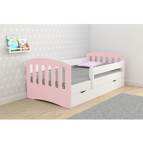 Bed classic for children - multicolor, All Meble
