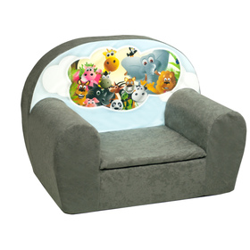 Animals Children's Armchair - Various Colours