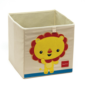 Children cloth storage box Fisher Price - lion, Fisher Price