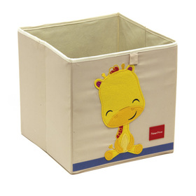 Children cloth storage box Fisher Price - giraffe, Fisher Price