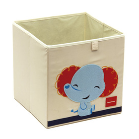 Children cloth storage box Fisher Price - elephant, Fisher Price