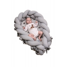 Nest for baby 2in1 - Mint fish, T-Tomi