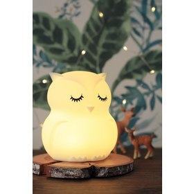 Lamp LED PUFI - owlet, cotton love