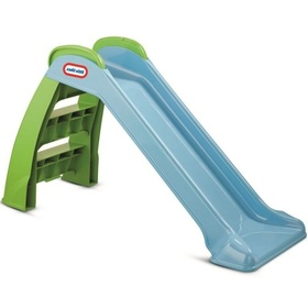 Children slide 120 cm - blue-green, Keny Toys