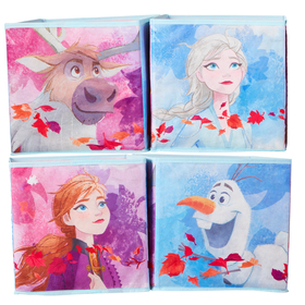 four storage boxes - Frozen, Moose Toys Ltd , Frozen