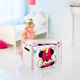 Children chest to toys Minnie