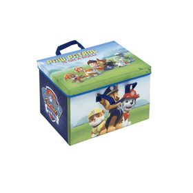Children folding canvas chest Tlapková patrol, Arditex, Paw Patrol