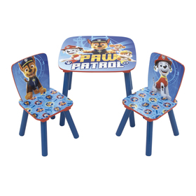 Children table with chairs Paw Patrol ll, Arditex