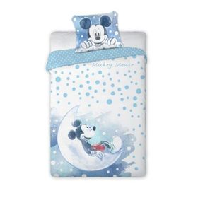 Children bedding Mickey Mouse - blue, Faro, Mickey Mouse