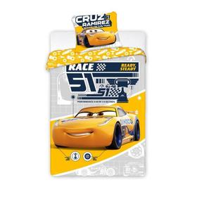 Children bed linen Cars 3 - Cruz Ramirez No. 51, Faro, Cars