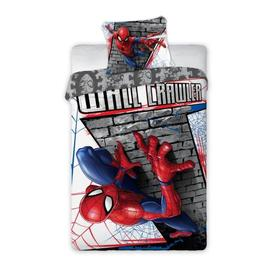 Spider-man baby bedding and walls, Faro, Spiderman
