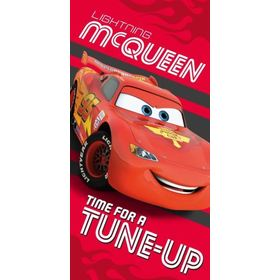 Children towel Cars - lightning McQueen - red, Faro, Cars