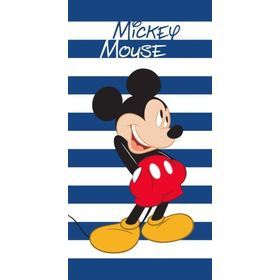 Baby towel Mickey Mouse - blue-white, Faro, Mickey Mouse