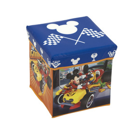 Children pouffe with storage space Mickey Mouse, Arditex, Mickey Mouse