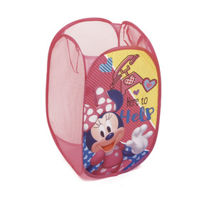 Children folding basket to toys Minnie Mouse, Arditex, Minnie Mouse