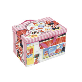 Children folding canvas chest Minnie Mouse, Arditex, Minnie Mouse