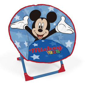 Children folding chair Mickey, Arditex, Mickey Mouse