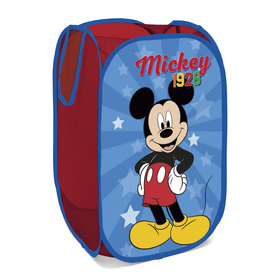 Children folding basket to toys Mickey, Arditex, Mickey Mouse