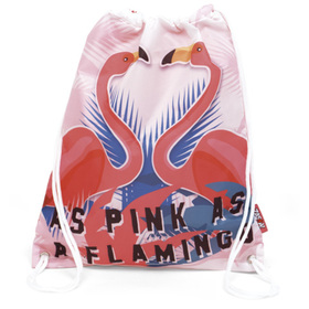 Children backpack flamingos, Arditex