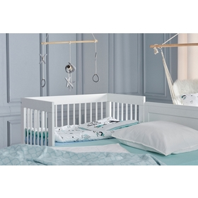 Children cot to bed parents Basic, Pinio