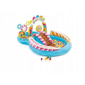 Children inflatable pool Candy, EcoToys