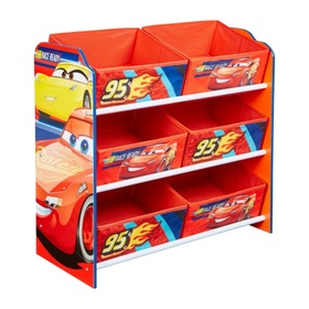 Organizer to toys Cars lll, Moose Toys Ltd , Cars