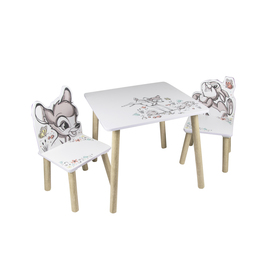 Children's table with chairs - Bambi, Globalindustry, Bambi