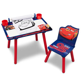 Children's drawing desk CARS, Delta, Cars