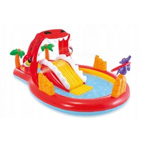 Children inflatable pool Dinoland, EcoToys