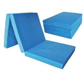 Folding mattress different color