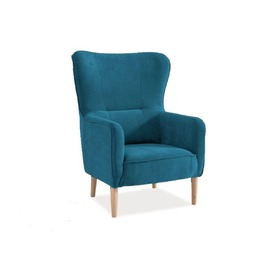 Armchair RELAX turquoise, SIGNAL MEBLE