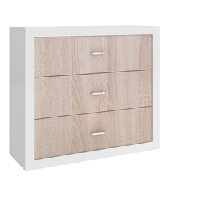 Chest of Drawers Philip - oak sonoma, AJK meble