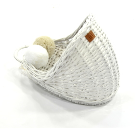 LILU Wicker basket to wall, LILU