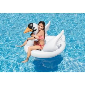Inflatable mat Swan, EcoToys