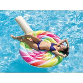 Inflatable mat Lollipop, EcoToys