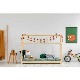 Children bed house Mila, ADEKO STOLARNIA