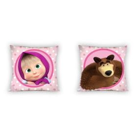 Coating to pillow 40x40 cm Masha a the bear, Faro, Masha and The Bear
