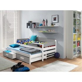 Ourbaby children's bed with extra bed Dois, Ourbaby