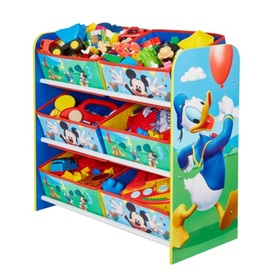 Organizer to toys Mickey Mouse Clubhouse, Moose Toys Ltd , Mickey Mouse Clubhouse